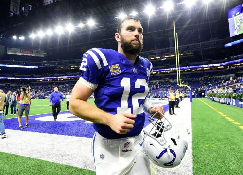 Stunner: Colts' Andrew Luck abruptly retiring from NFL, per report