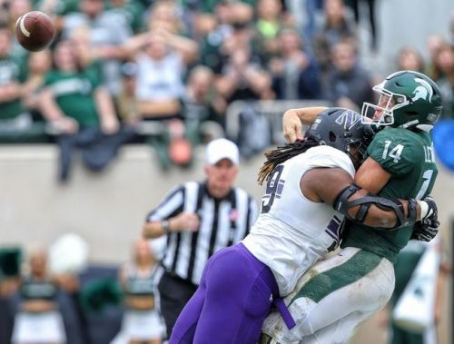 Northwestern vs. Michigan State - 9/21/19 College Football Pick, Odds, and Prediction