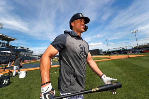 Giancarlo Stanton: I would've hit 80 home runs if I cheated like Astros