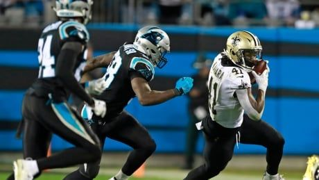 Saints close in on home-field advantage in NFC playoffs with win over Panthers