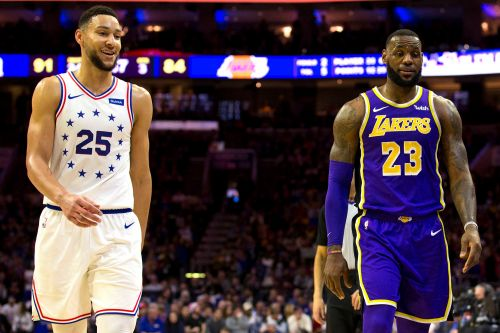 76ers don't want Ben Simmons anywhere near Magic Johnson