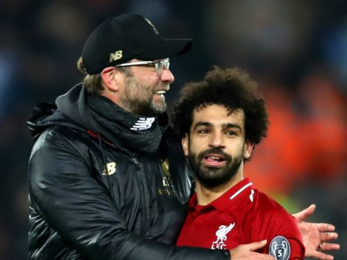 'He made the game easier' - Salah hails Klopp for realising Liverpool potential