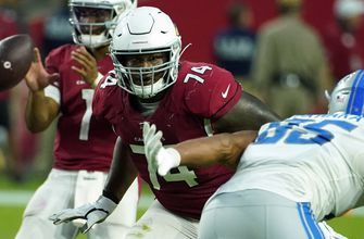 Cardinals re-sign OT D.J. Humphries to 3-year deal