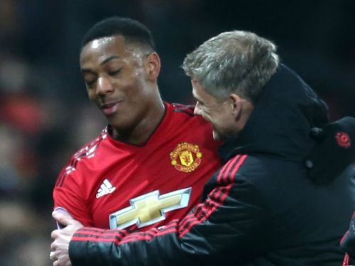 Video: Trying to prove Solskjaer right - Martial's best bits