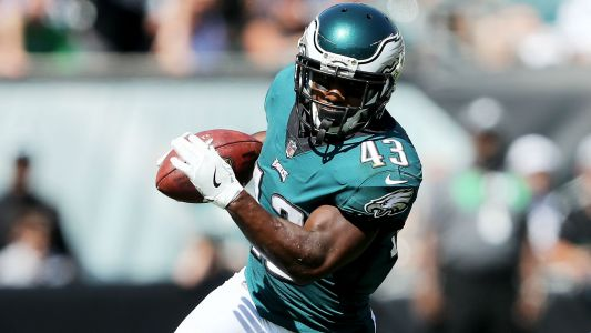 Darren Sproles injury update: Eagles RB expected to be out vs. Cowboys, report says