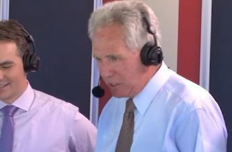 WATCH: Darrell Waltrip gives his final, 'Boogity, Boogity, Boogity, let's go racin', boys!'