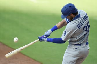 Cody Bellinger's second home run of the game against Angels extends Dodgers lead