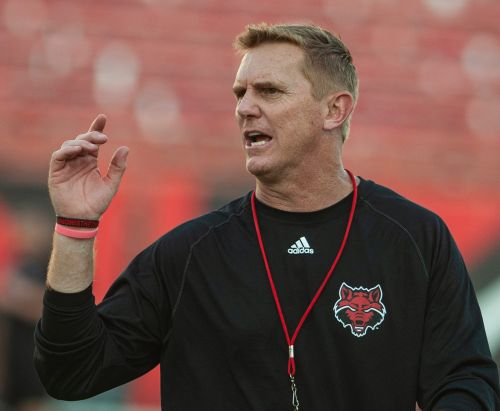 Arkansas State football coach Blake Anderson takes leave of absence