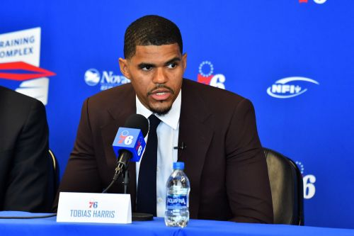 Revamped Nets puts 76ers' Tobias Harris star on notice
