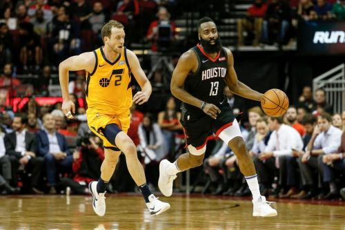 'He's the Best Offensive Player I've Ever Seen': James Harden Drops 47 on Utah