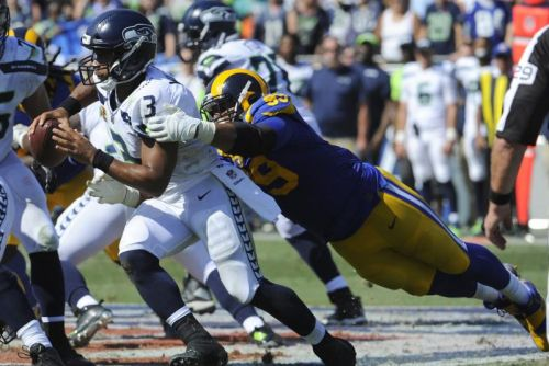 Rams' Aaron Donald fined more than $23,000 over Justin Britt confrontation