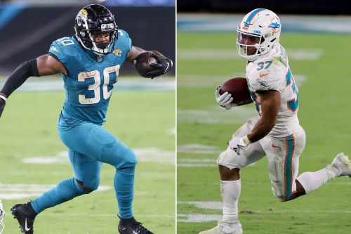 Jaguars-Dolphins fantasy football takeaways: James Robinson, Myles Gaskin