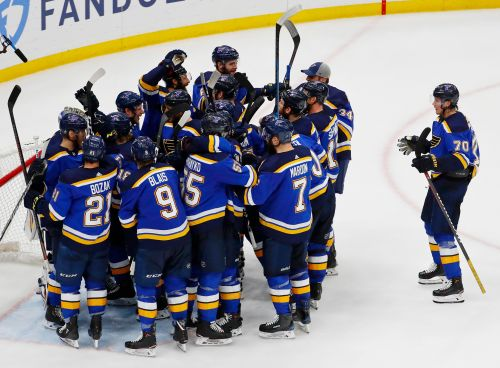 Blues fan is a Stanley Cup away from turning $400 into $100K in unlikely bet