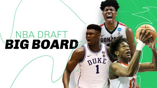 NBA Draft prospect rankings: Big board of top 60 players in 2019 class