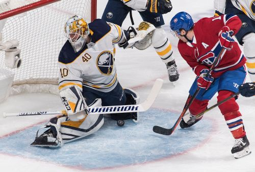 Brendan Gallagher scores twice, Canadiens beat Sabres 7-4