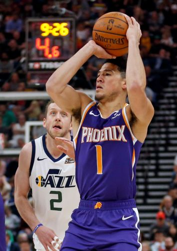 Devin Booker drops 59 points, but Jazz crush Suns in Utah