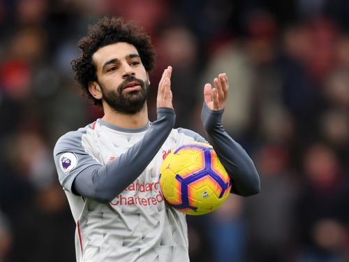 Mohamed Salah retains BBC African Player of the Year award