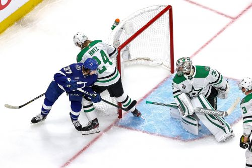 Stanley Cup Final: Best photos from Lightning-Stars series