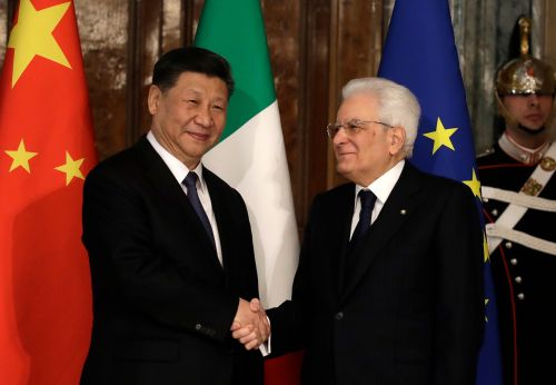 Italian soccer federation to explore more ties with China