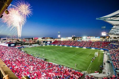 FC Dallas shuts down soccer training after positive COVID-19 test