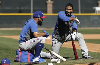 Rangers SS Andrus takes aging distinctions into 12th season