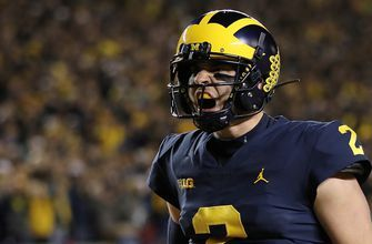 No. 12 Michigan dominates No. 15 Wisconsin in Big 10 matchup