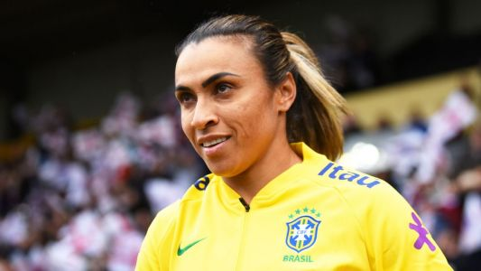 What it's like to play against Brazil's Marta