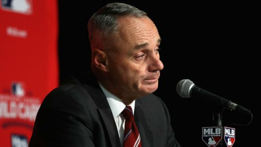 MLB commissioner Rob Manfred discusses Manny Machado deal, Kyler Murray's decision and more