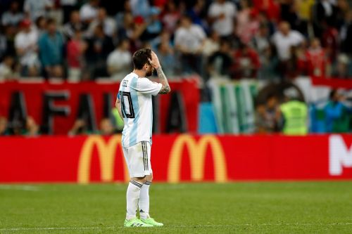 Messi's misery evident as Argentina suffers devastating 3-0 loss to Croatia at World Cup