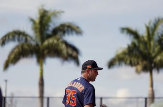 Verlander scratched from Thursday start with groin tightness