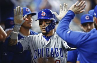 Hamels pitches 7 innings, Cubs complete sweep with 6-0 win
