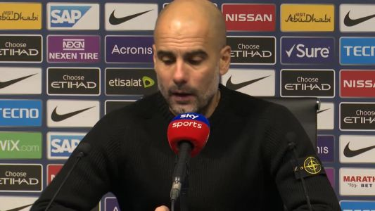 Man City need all players back fit - Guardiola