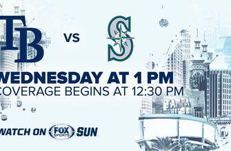 Preview: Rays send out Charlie Morton as they look to avoid being swept by Mariners