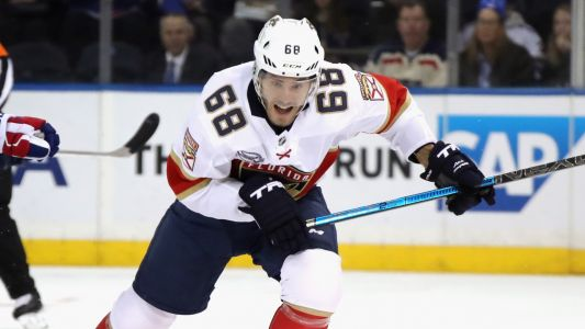 NHL trade rumors: Florida Panthers ask Mike Hoffman for 10-team no-trade list