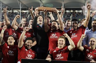 COVID-19 outbreak reduces Super Rugby Aotearoa's last round