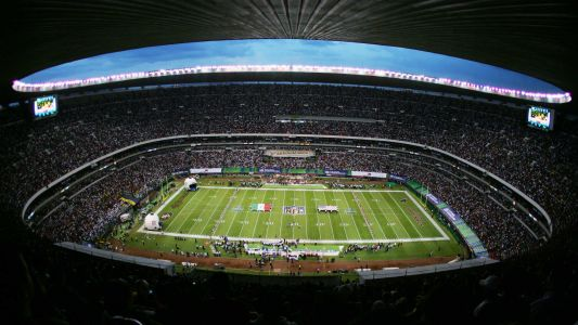 NFL approves new field for Azteca Stadium; Chiefs-Chargers set for Nov. 18