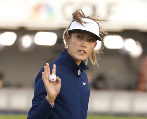 Opinion: As Michelle Wie winds down, Viktor Hovland and Matthew Wolff set off to conquer golf