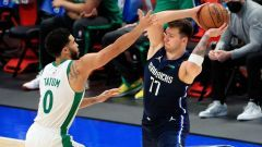 Celtics Notes: Below .500 Team Can't Just Shrug Off Luka Doncic's Heroics