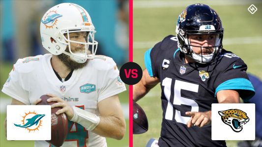 What channel is Dolphins vs. Jaguars on today? Schedule, time for 'Thursday Night Football' in Week 3