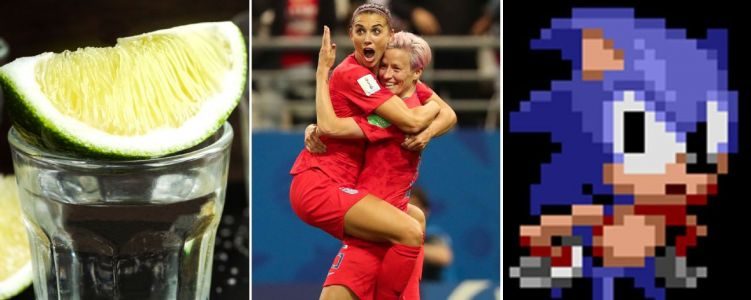 Toe Poke Daily: Shots for every goal! Super-Sonic passing! 13 reasons to love USWNT's record win
