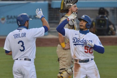Dodgers become first team to clinch spot in 2020 MLB playoffs