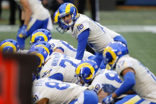 Jared Goff will start for Rams vs. Packers in Saturday's NFL playoff game