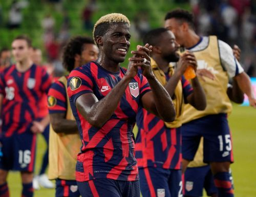 Gyasi Zardes' goal pushes the USMNT past Qatar and into Concacaf Gold Cup final