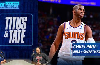 Chris Paul: How he's become the sweetheart of the NBA Playoffs   Titus & Tate