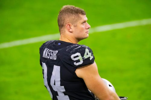 Opinion: Carl Nassib's coming out doesn't just make history. Raiders DL could save lives