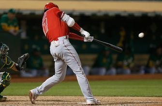 Shohei Ohtani hits 18th homer of the season, but Angels lose 6-4 to Athletics