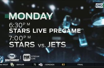 Dallas goes on the Road Starting with Winnipeg | Stars Live
