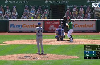 WATCH: MIke Minor Rings up Strikeout Number 1000