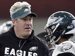 Philadelphia Eagles coach wants side to relish Super Bowl