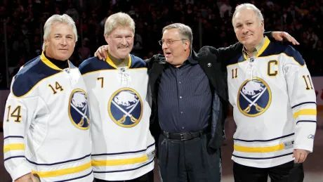 René Robert of Sabres' famed 'French Connection' dead at 72